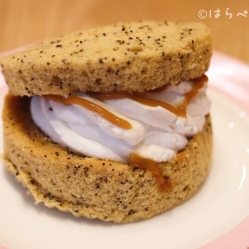 【実食レポ】ファミマ『紅茶のシフォンサンド』Afternoon Tea監修!ふわふわシフォンケーキとキャラメル!