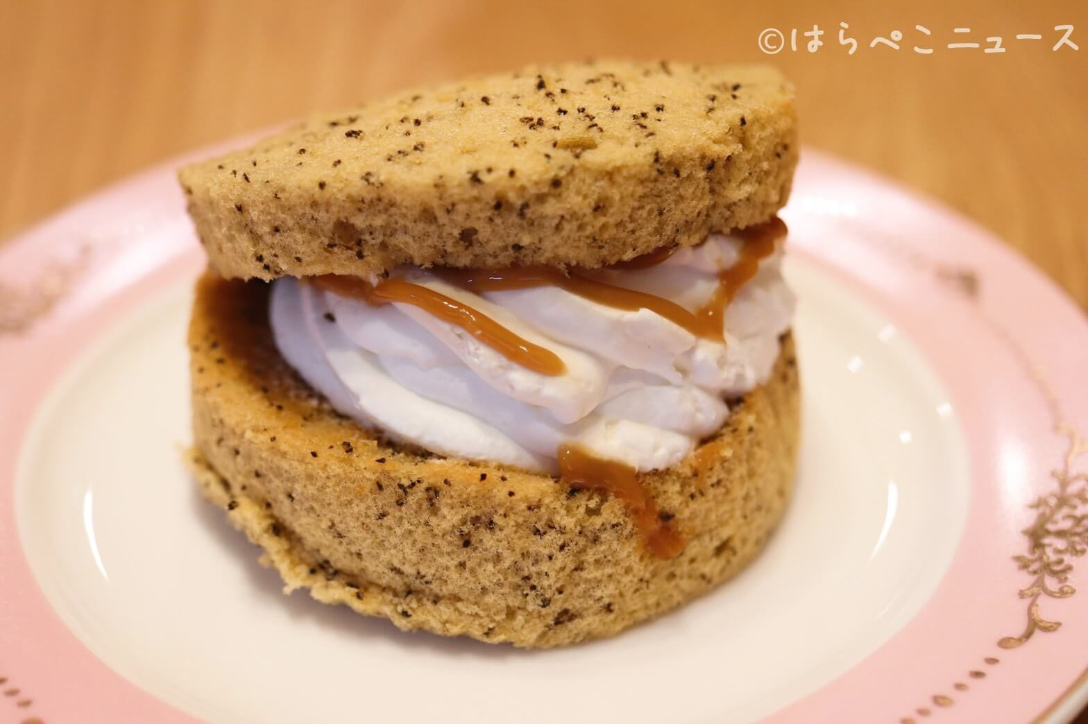 紅茶 シフォン ケーキ
