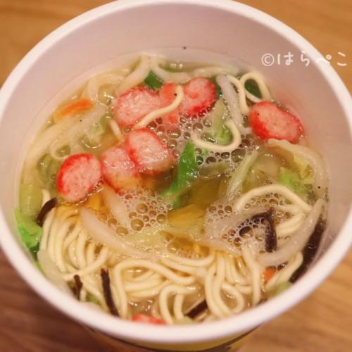 【実食レポ】ファミマ『RIZAP 野菜たっぷりちゃんぽん』糖質を抑えたノンフライ麺に魚介の旨味!数量限定商品