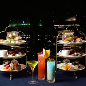 【ハイティー2020まとめ】関東・関西・東海の人気ラウンジで夜のティータイム!ローストビーフにワインも