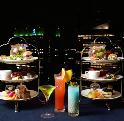 【ハイティー2020まとめ】関東・関西・名古屋の人気ラウンジで夜のティータイム!ローストビーフにワインも