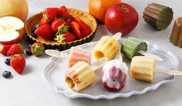 【お取り寄せアイス2020まとめ】パフェアイスバーにアイスケーキ!シューアイス・アイス福袋・白くまも!