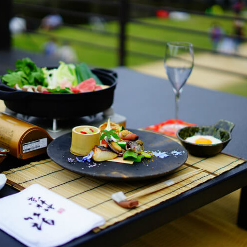 【京都 川床料理2020まとめ】貴船・鴨川・高雄で会席や京料理!川床ランチや鱧しゃぶにフレンチも!