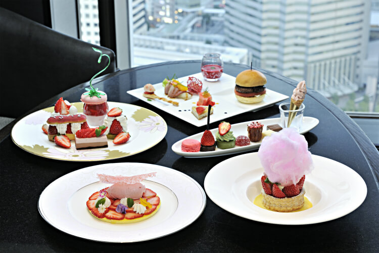 【デザートコース・フルーツコース2021まとめ】スイーツコースや旬の果物使用のフルコース!実食レポも!