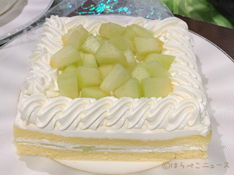 【実食レポ】『ココ・スタイル メロンスイーツ』でメロン食べ放題!サンシャインシティプリンスホテル