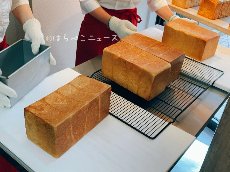 【実食レポ】『世紀の対決だ』高級食パン専門店が調布市(国領)にオープン!レーズンパンや金市商店の蜂蜜も