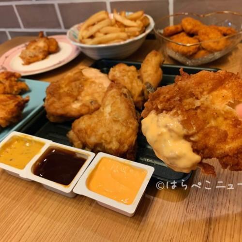 【実食レポ】ケンタッキー『ディップバーレル』チキンバーレルとサンドバーレルの2種が登場!