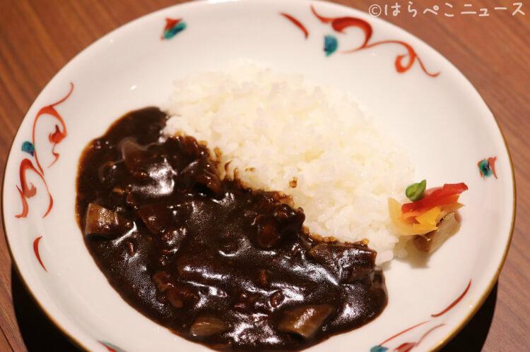 【実食レポ】『東洋軒 東京ステーション』で「松阪牛ロイヤルブラックカレー」ナポリタンも期間限定で登場!