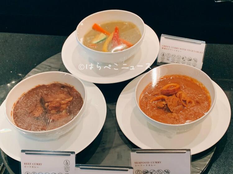 【実食レポ】ANA『カスケイドカフェ』で「ユアライブキッチンブッフェ」着席したまま新形式ビュッフェ!