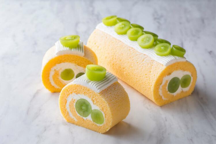 【ぶどうスイーツ2020】シャインマスカットパフェやケーキ!マスカットオブアレキサンドリアの通販も!