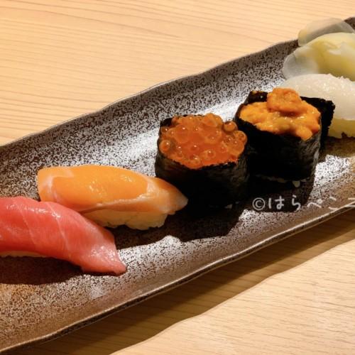 【実食レポ】『横浜すし好』寿司&日本酒バーがエキナカに誕生!にぎりセットに朝食「自家製ごま鯛茶漬け」も