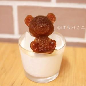 【実食レポ】くま氷で作る「くまラテ」「くまオレ」が大人気!かわいいクマの製氷皿『お家で簡単!製氷器』