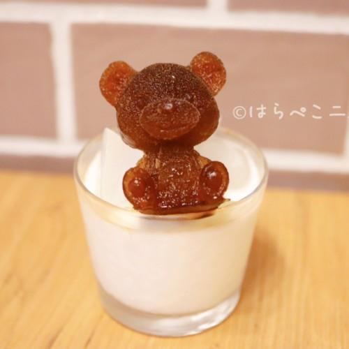 【実食レポ】くま氷が大人気!クマの製氷皿でかわいいドリンク作り『家で簡単!製氷器』バラやイルカも!