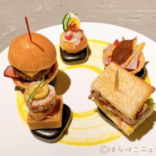 【実食レポ】『ハドソンラウンジ』(ホテルインターコンチネンタル東京ベイ)誕生!アフタヌーンティーも!