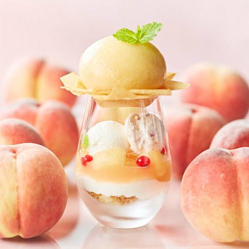 【桃スイーツ2020】ピーチアフタヌーンティー・ピーチビュッフェ・もも食べ放題!白桃や黄金桃の通販も