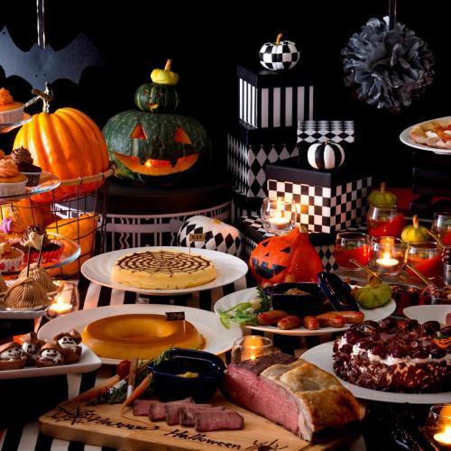 【ハロウィンビュッフェ&秋ブッフェ2020まとめ】ハロウィンアフタヌーンティーや芋・栗・洋梨のスイーツも