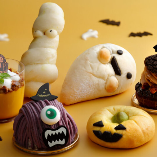 【ハロウィンアフタヌーンティー・ハロウィンスイーツ2020】ホテルスイーツにお菓子の通販!レシピ本も!