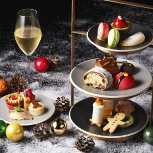 【クリスマスアフタヌーンティー2020】ホテルのXmasスイーツ!冬のホワイトアフタヌーンティーも!