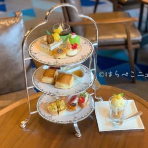 【実食レポ】横浜ベイシェラトン『アフタヌーンティーセット〜マロン〜』和栗のモンブランにマロンパフェ!