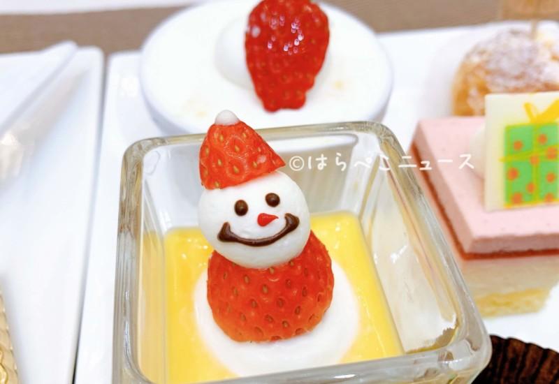 【クリスマスアフタヌーンティー・クリスマススイーツ2020】ホテルの冬デザート!都内に関西の予約も!