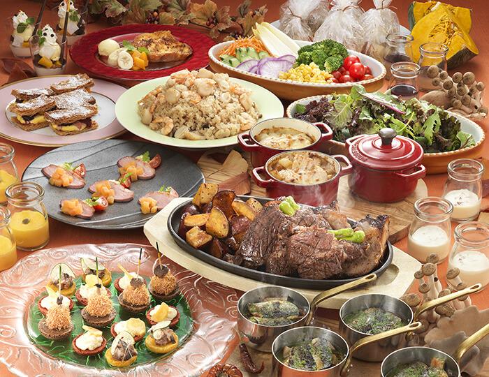 【大阪ビュッフェ・食べ放題2020〜2021】4000円お得な『大阪府 少人数利用飲食店応援キャンペーン』も!