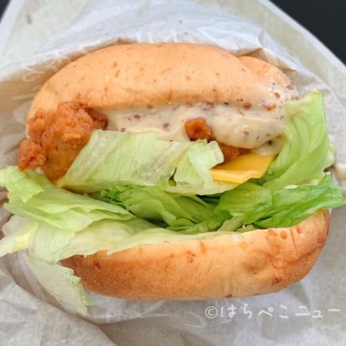 【実食レポ】ケンタッキー『トリュフ香るクリーミーリッチサンド』マスタードと濃厚なソースの贅沢サンド!