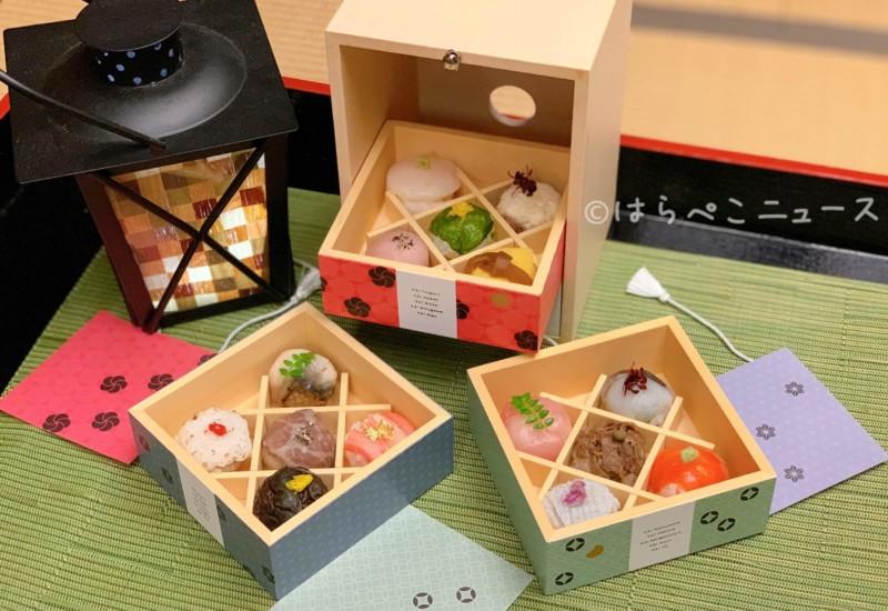 【実食レポ】星野リゾート 界『ご当地てまり寿司アソート』日本旅がテーマの手毬寿司が「界」の全施設に登場!