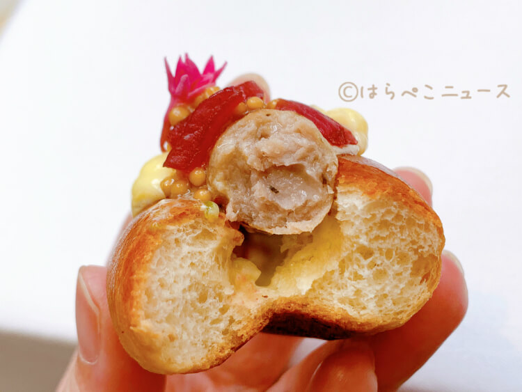 【実食レポ】ANAで木箱の『アフタヌーンティーブースト』バーガーとアメリカンスイーツ「ザステーキハウス」