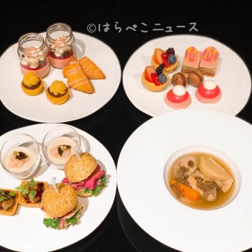 【実食レポ】ザストリングス表参道「タイムネスト」でアフタヌーンティー!トリュフなど世界三大珍味が登場