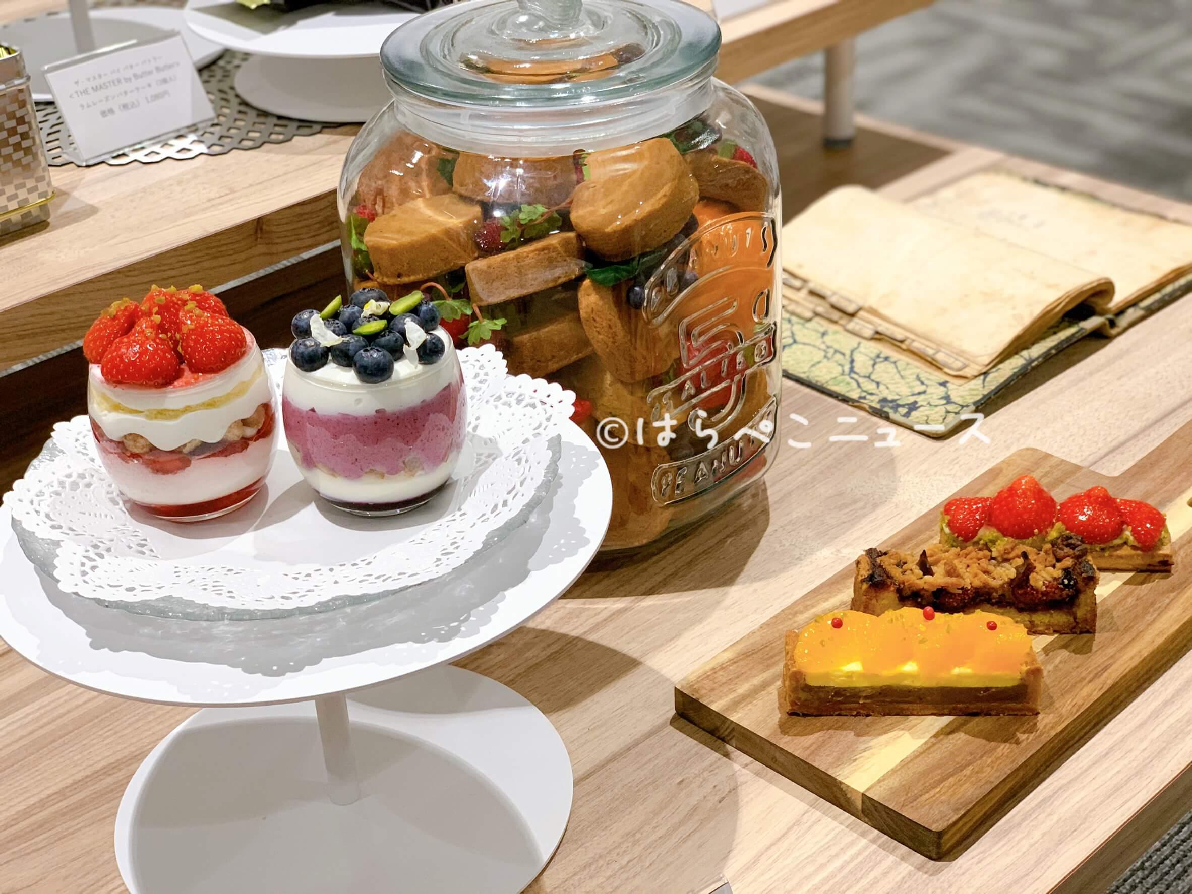 【実食レポ】横浜高島屋『フーディーズポート』17店のスウィーツマーケット!ショブレ・パイ314・フルーーツ!