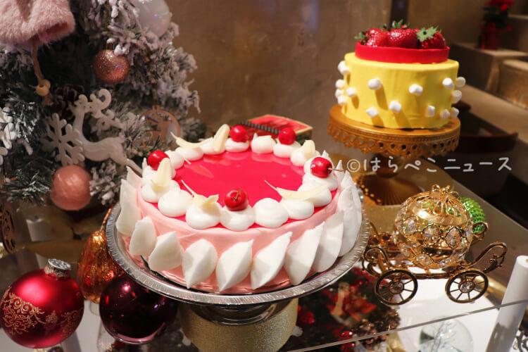 【現地レポ】ヒルトン東京『クリスマスマジカルウィンドー』マーブルラウンジのクリスマススイーツビュッフェ!