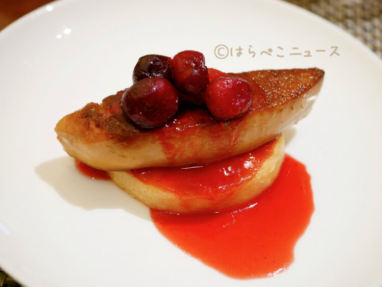 【実食レポ】ヒルトン東京でパフェ食べ放題!クリスマスランチビュッフェ『サンタクロースの食卓』
