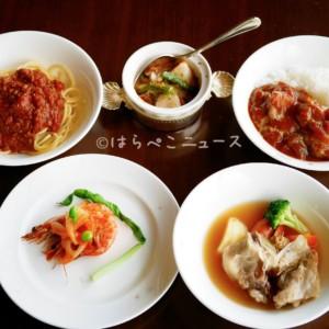 【実食レポ】横浜ロイヤルパークホテル 「シリウス」ランチオーダーブッフェ!ローストビーフにケーキ食べ放題