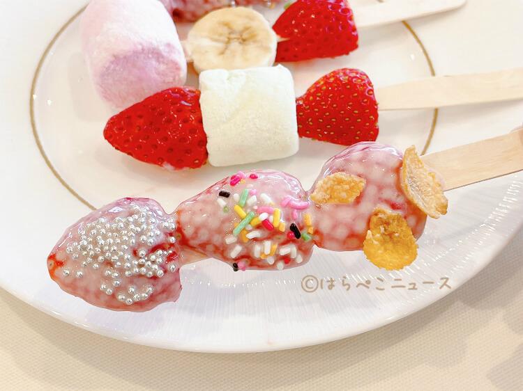 【実食レポ】インターコンチネンタル東京ベイでいちごビュッフェ『美女と野獣~ストロベリーキャッスルの晩餐会~』