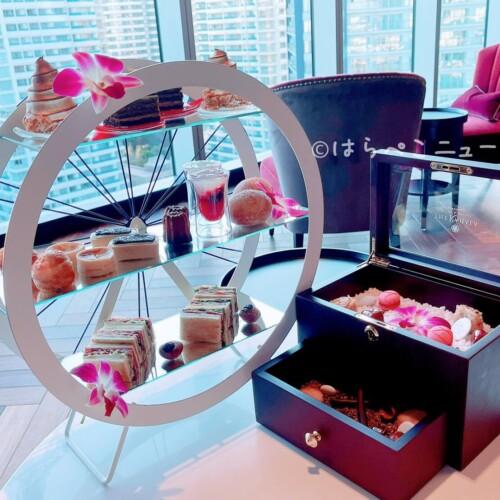 【実食レポ】『ザ・カハラ・ホテル&リゾート横浜』でアフタヌーンティー!予約復活「ザカハララウンジ」