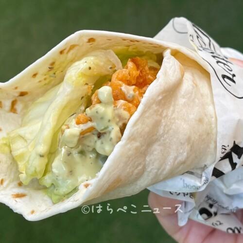 【実食レポ】ケンタッキー『バジルアボカドツイスター』カーネルクリスピーに特製レモンバジル風マヨソース!