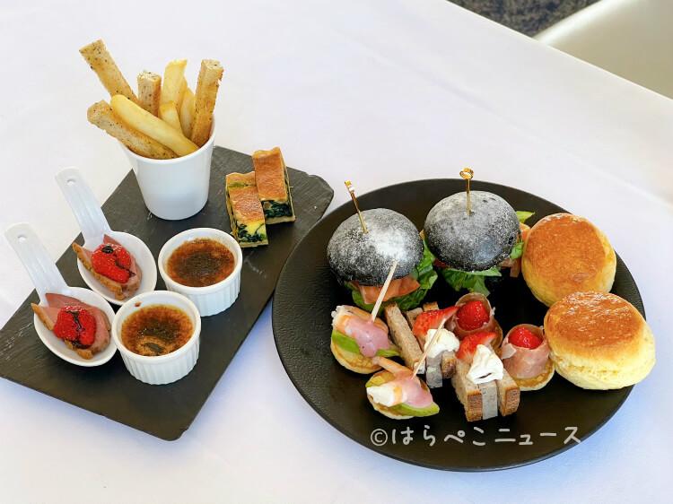 【実食レポ】『ロイヤルパインズホテル浦和』トップラウンジでアフタヌーンティー!新品種いちご「あまりん」使用