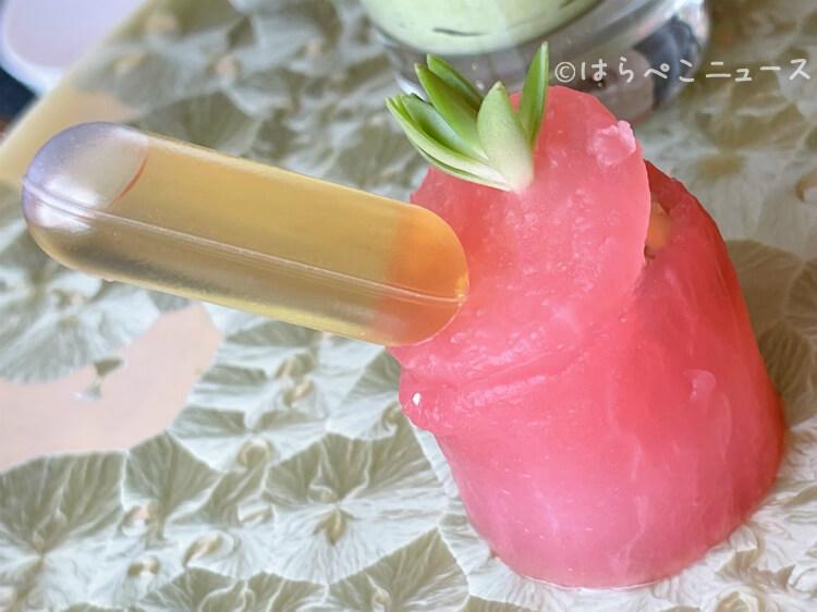 【実食レポ】『シャングリラホテル東京』でアフタヌーンティー!「ザ・ロビーラウンジ」で桜型のスコーン!