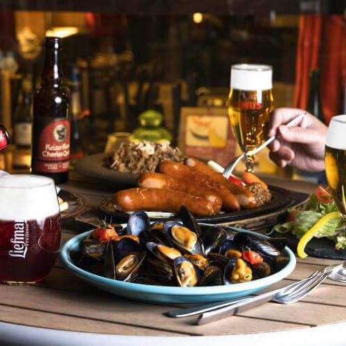 【ビアガーデン・ビアテラス2021】BBQに飲み放題!東京・関西など全国の予約プラン!シャンパンガーデンも