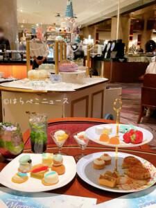 【実食レポ】ヒルトン東京『クリスタル・マーメイドinホワイトラグーン』マーメイドの世界でスイーツビュッフェ