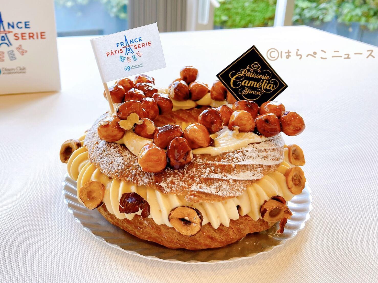 【試食レポ】『フランス パティスリーウィーク 2021』トシヨロイヅカ等52店が同じテーマのスイーツを提供!