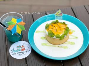 【実食レポ】『ムーミンバレーパーク』夏イベント限定メニュー!ミッドサマーパンケーキにスイカソーダ