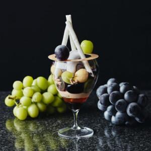 【ぶどうスイーツ2021】シャインマスカットパフェ・グレープアフタヌーンティー・かき氷!葡萄アイス通販も