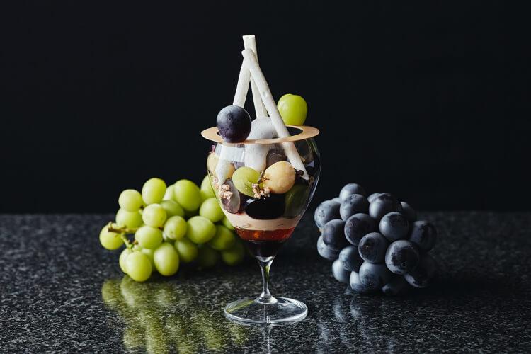 【ぶどうスイーツ2021】シャインマスカットビュッフェにパフェ!ぶどうアフタヌーンティーや葡萄アイス通販も