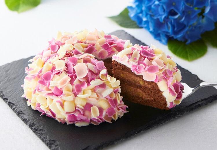 【紫陽花スイーツ2021】あじさいアフタヌーンティーに紫陽花ケーキ!水まんじゅう・上生菓子・金平糖も!