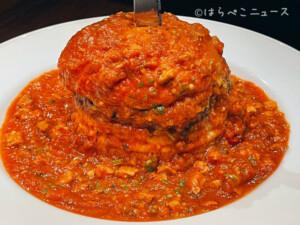 【実食レポ】『ハードロックカフェ』グルメマンガ「本日のバーガー」とコラボした「スロッパー」の激辛に挑戦!
