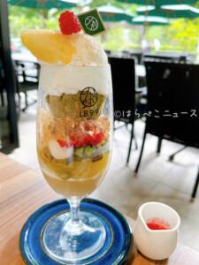 【実食レポ】『レストラン1899御茶ノ水』アフタヌーンティープレート&桃とほうじ茶の夏色パフェ新登場!