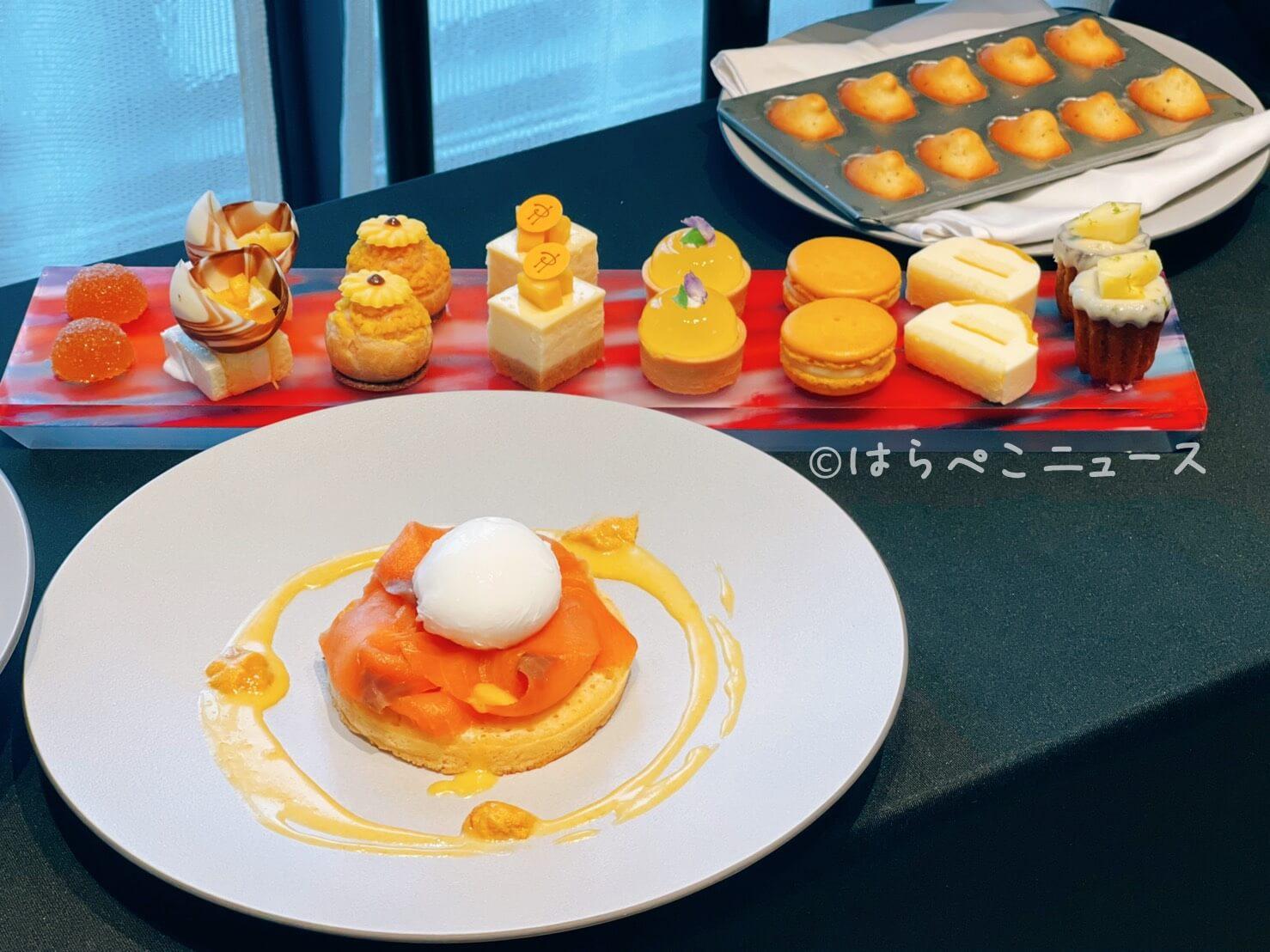 【実食レポ】『キンプトン新宿東京』でアートアフタヌーンティー!ピエール・エルメ・パリとコラボしたスイーツも
