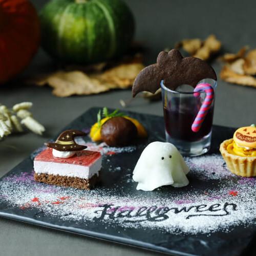 【ハロウィンアフタヌーンティー・ハロウィンスイーツ2021】ホテルスイーツにハロウィンお菓子の通販も!