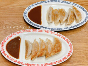 【購入レポ】「おまち堂」の食器でおうち中華!餃子皿・ラーメシバチ・ハチカクバチで炒飯も!